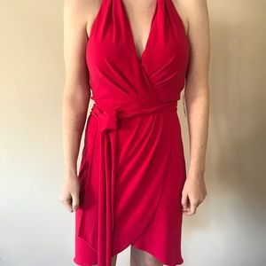 Jessica Simpson New With Tags Halter Dress NWT